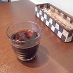 魔法のパスタ - 『フリードリンクコーヒー』
