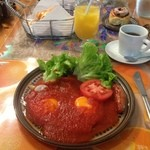 ラ・ポサーダ - 朝食