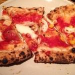 23239796 - ランチ・ビュフェ二皿目ピザ2種