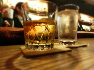 Bar Sasha - ●ボウモアだね、やっぱり。。