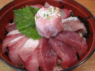 味処あさみ - 海鮮丼