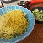 韓国ラーメン 明洞 - 締めはラーメンを選択。