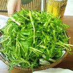 韓国ラーメン 明洞 - 名物ハリハリ鍋。ベースは100円^^