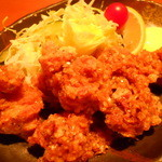 土風炉 - 油淋鶏