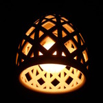 土風炉 - 照明