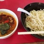 つけ麵 魚雷 - 魚雷つけ麺(700円)