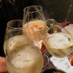 サクラマチ - 三次会の乾杯