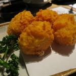 サクラマチ - 蟹まみれの蟹クリームコロッケ
