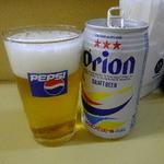 Dontei - オリオンビール