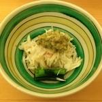鮨 みつ川 - 蟹