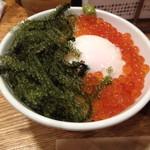 IKR51with五拾壱製麺 - ぷちぷち丼980円