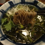 そじ坊 - 自慢の自家製麺