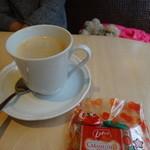 クレープリー カフェ 樹水 - コーヒー