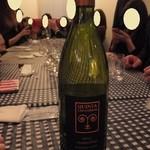 23247946 - 白ワインで15名程で乾杯!2階での二次会の様子('13.12月)