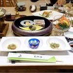 白柳荘 - 料理写真: