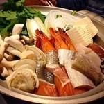 23249765 - 海鮮たっぷりよせ鍋