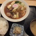 23249887 - 肉豆腐定食