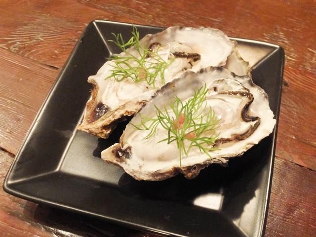 ラトリエ・ドゥ・ヴィーブル - 鳴瀬産生牡蠣 ヴィーブルスタイル