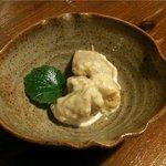 閏日 - 里芋の味噌クリーム