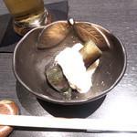 町衆料理 京もん - おまかせコース 和 やわらぎの茄子の山芋掛け