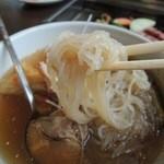 焼肉ふざん - 冷麺