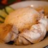 Horiuchichikinraisu - 料理写真:海南鶏飯