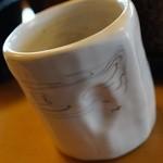 うな明 - 3杯目のお茶