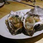 tama - 蒸し牡蠣おろしポン酢