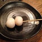 やき亭ぼーの - トロっ!半熟うずら卵