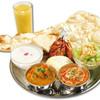 パウナガル - 料理写真:インディアンタージマハルセット
