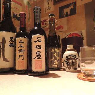 福井黒龍酒造の最高傑作その他日本酒・焼酎取り揃えております。