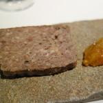 23261016 - フランス産鴨とイベリコ豚のテリーヌ