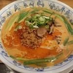 一番亭 - 濃厚タンタン麺