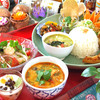 Dhidhi - 料理写真:お客様のスタイルに合わせて、コース料理アレンジいたします! ご予算、ご希望の料理、辛くない料理など、お客様のご希望を聞きながらコース料理をご提案いたします!