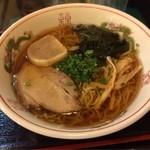 風来坊 - ラーメン 600円