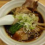 麺屋 信成 - 黒しょうゆらーめん ¥700
