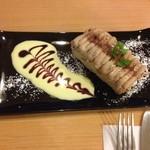 CAFE Suginoki - マロンケーキ