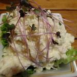 魚寅食堂 - ポテトサラダ