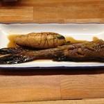とんかつ 安右衛門 - 鱈の煮魚
