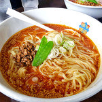 担々麺屋 大学前店 - 担々麺(太麺・大盛)