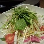 とりひめ - 大根サラダ