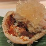 艪 - 香箱蟹 土佐酢のジュレ