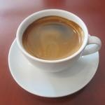 パティスリー プレジール - コーヒー