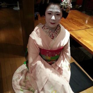 京都祇園先斗町舞妓お座敷遊び昼も夜も宴会は!