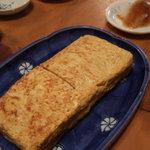 松月庵 - 卵焼き