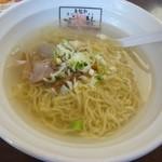 尤敏 - 塩ラーメン・580円