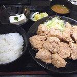 一番どり - テンカラ定食 850円