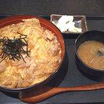 一番どり - 特選親子丼 730円