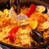 フランクストン - 料理写真:魚介パエリア ¥1200 アンダルシア風パエリア