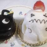 Chat noir - シャノワール&おばけハロウィン♪